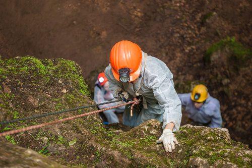 Projektmanagement – Rettungsaktion in der Riesending-Schachthöhle